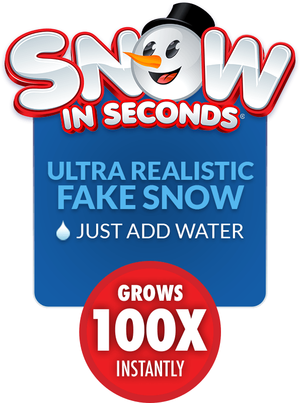 Ultra Realistic Fake Snow